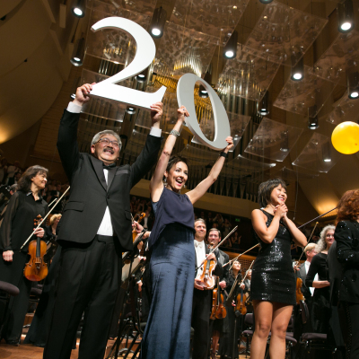 San Francisco Symphony - Opening Night Gala 2014