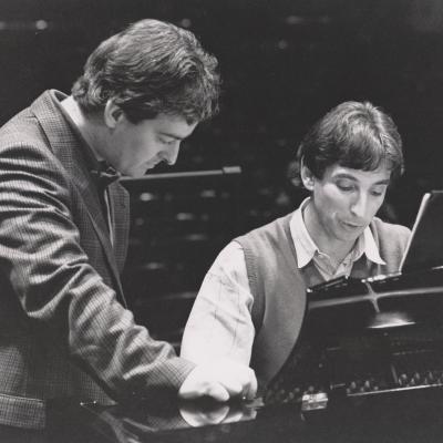 1988 MTT and Lennox Mackenzie, Photo Suzie Maeder