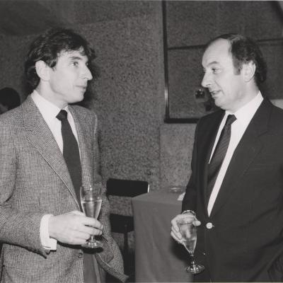 1988 MTT and Michael Davis, Photo Suzie Maeder