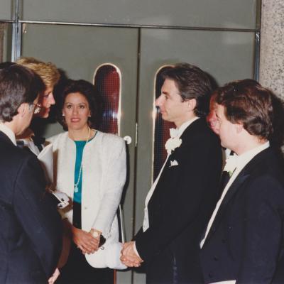 1989 LSO 85th Gala Princess Diana