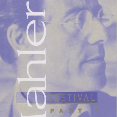 1994 LSO Mahler Festival leaflet