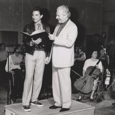 1994 poss MTT and SCD LSO rehearsal