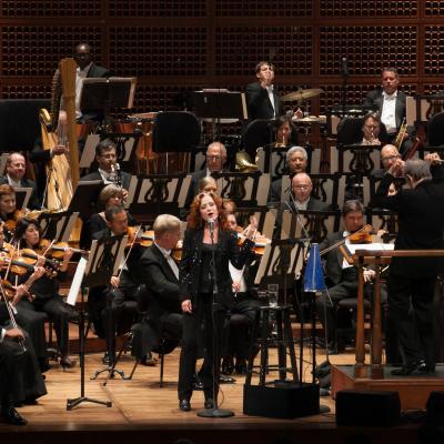 Bonnie Raitt, San Francisco Symphony - Opening Night Gala 2014