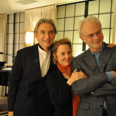 MTT with John Adams and Alice Waters