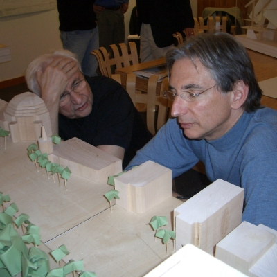 MTT and Frank Gehry