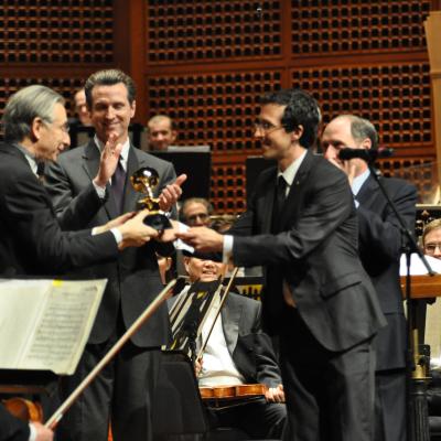 Grammy Award presentation