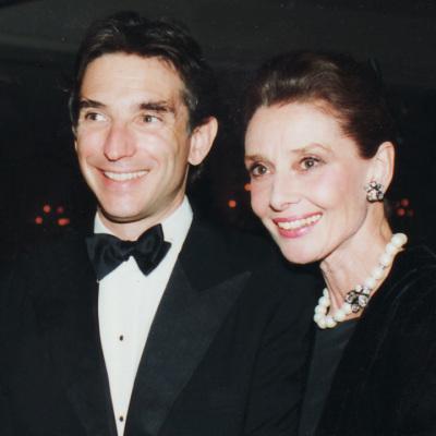 MTT & Audrey Hepburn 1989