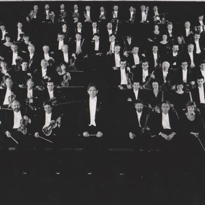MTT and LSO, Barbican 1990s