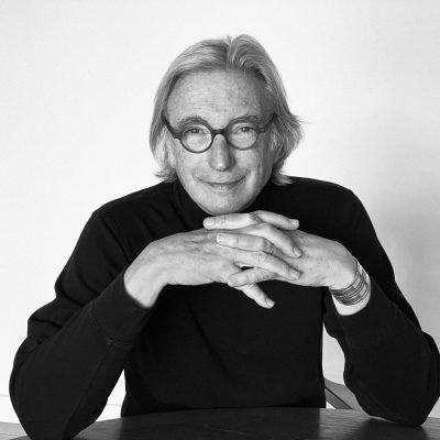 Michael Tilson Thomas Portrait