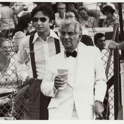 Leonard Bernstein & MTT